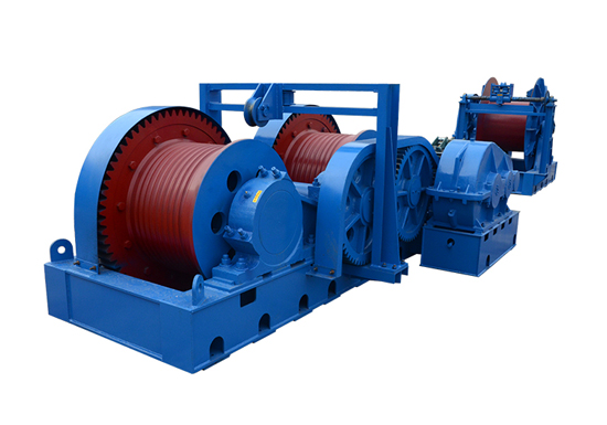 AQ-JMM Electric Friction Winch for Sale