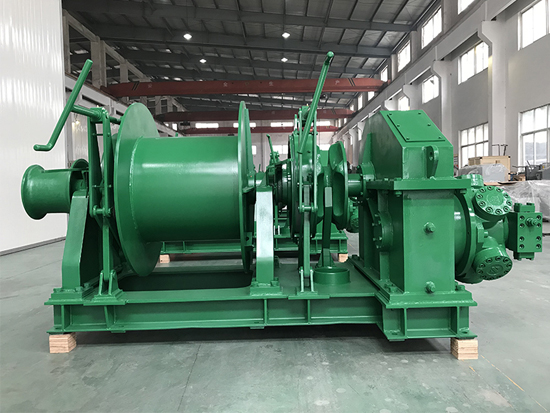 Anchor Mooring Winch Price