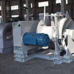 Types of Winches on Ship