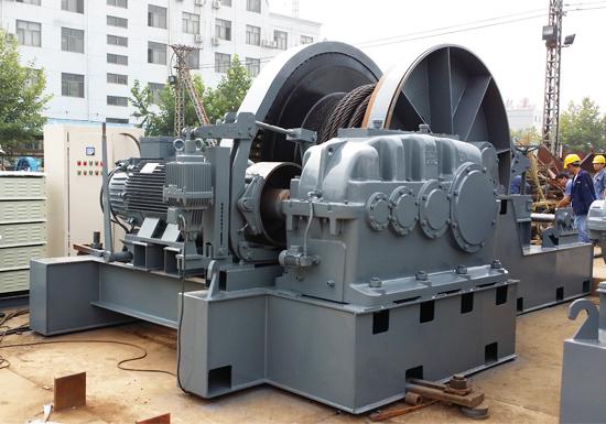 JM 60 Ton Electric Winch for Sale
