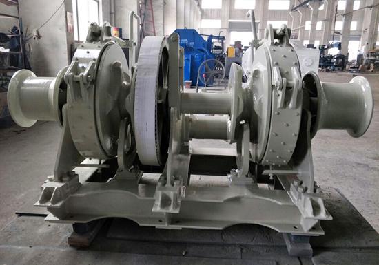 Hydraulic Boat Windlass Manufacturer