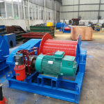 Electric Winch Operation