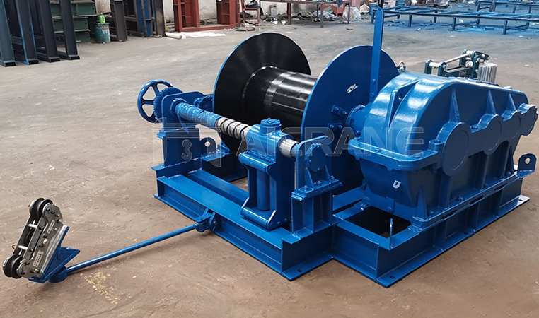 5 Ton Electric Winch for Australian Customer