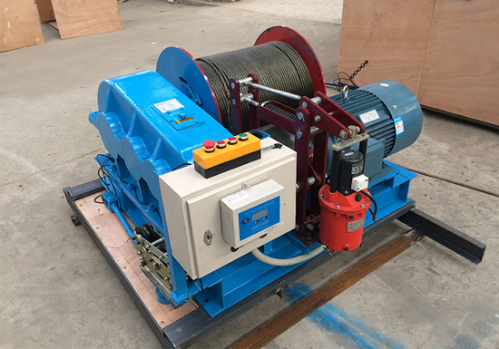 JK 5t Electric Winch for Sale