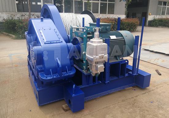 JM Winch Machine Manufacturer