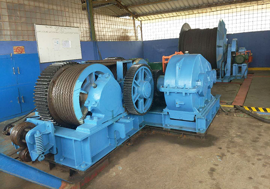 Friction Winch Price