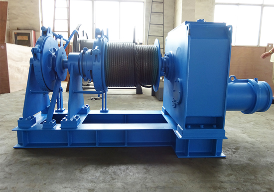 Electric Anchor Mooring Winch Manufacturer