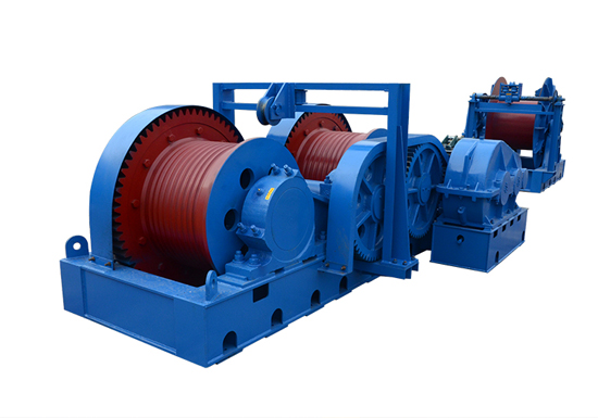 Large Capacity Electric Winch