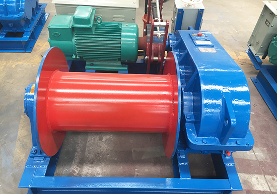 Light Duty 5 Ton Electric Winch for Sale