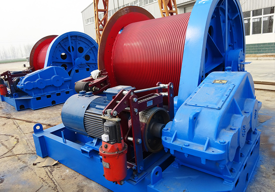 Construction Winch For Sale