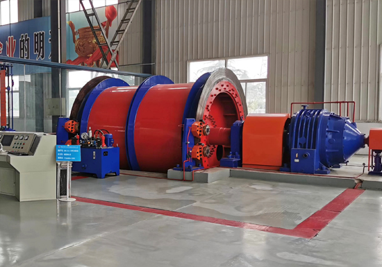 Mining Winch