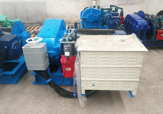 Electric Winch With Cam Controller for Sale