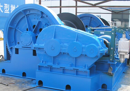 15 Ton Electric Winch For Sale