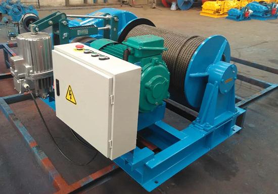AQ-JK 3t Winch Machine