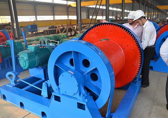 Drum Winch Manufacturer