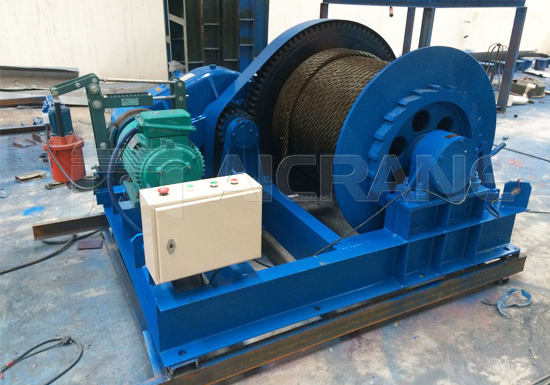 AQ-JM 12 Ton Winch Machine