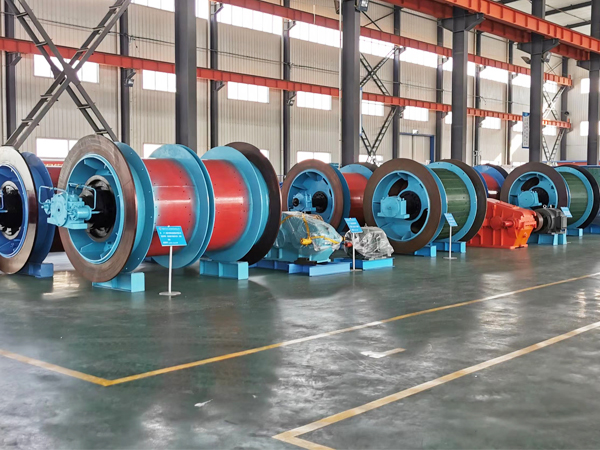Mine Winches Manufacturer