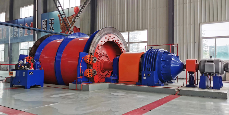 Mine Winch Machine Supplier