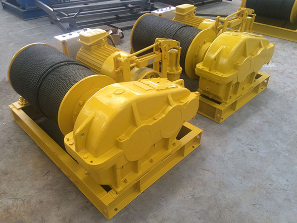 3 Ton Winches Manufacturer