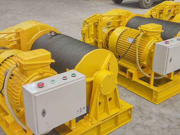 Electric Winches 3 Ton for Sale