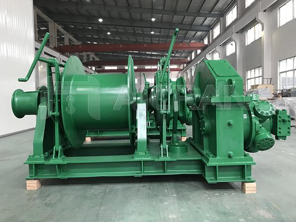 10 Ton Hydraulic Winch Price