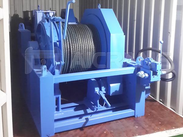 15 Ton Hydraulic Winch Price