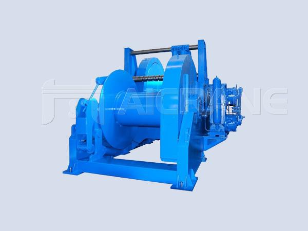 30 Ton Hydraulic Winch Supplier