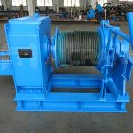 5 Ton Electric Anchor Winch for Maldives Customer