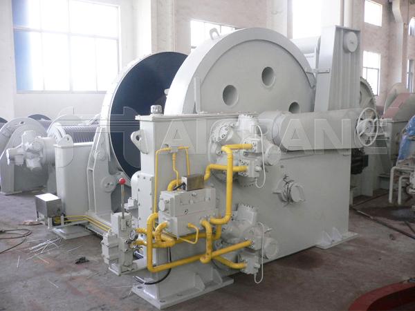 50 Ton Hydraulic Winch Price