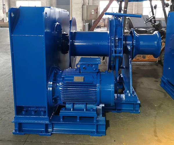 15 Ton Electric Mooring Winch For Sale