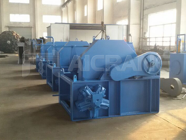15 Ton Hydraulic Winches for Sale