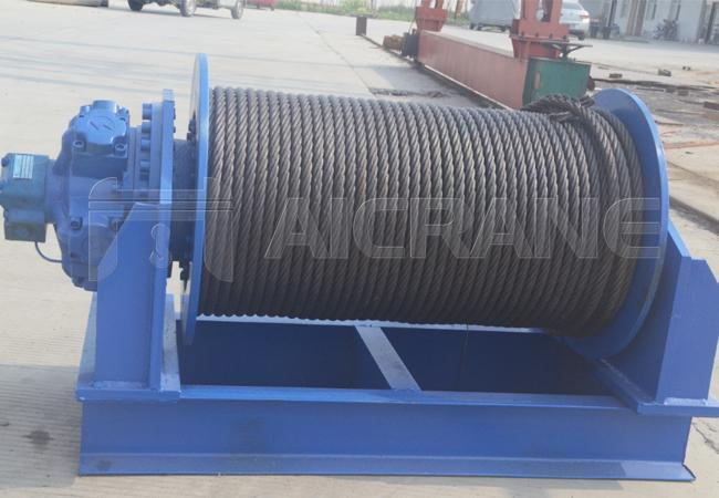 5 Ton Hydraulic Winch for Sale Malaysia