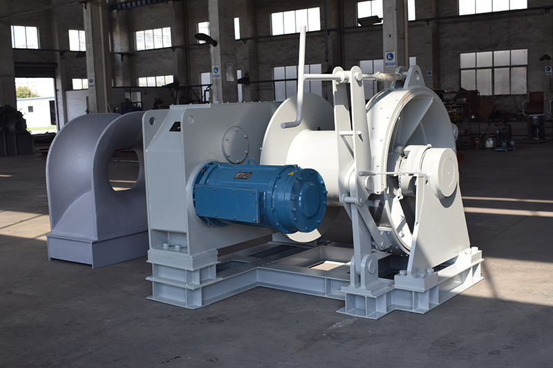 10 Ton Electric Anchor Winch Manufacturer