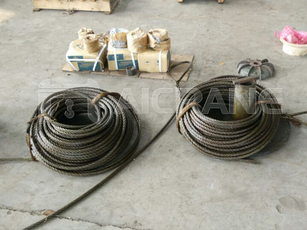100m Wire Ropes