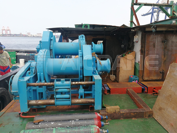 12 Ton Hydraulic Winch for Sale Philippines