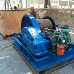 Winch For Sale Indonesia: JM 12 Ton Winch For Pulling Heavy Loads