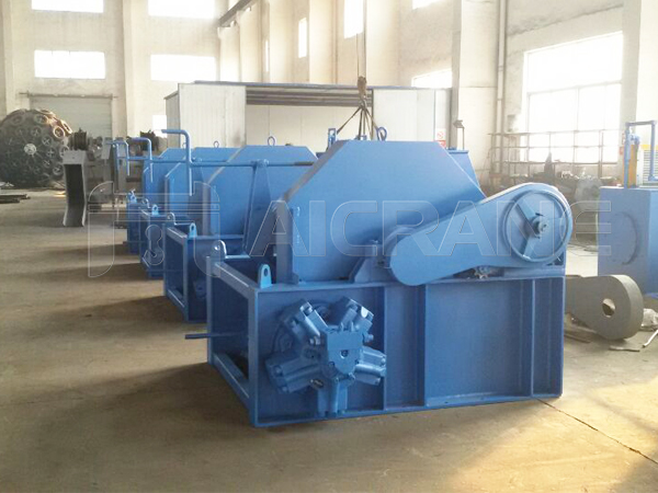 15 Ton Hydraulic Winches Manufacturer