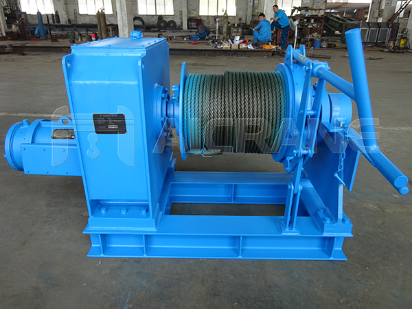 5 Ton Electric Anchor Winch Manufacturer