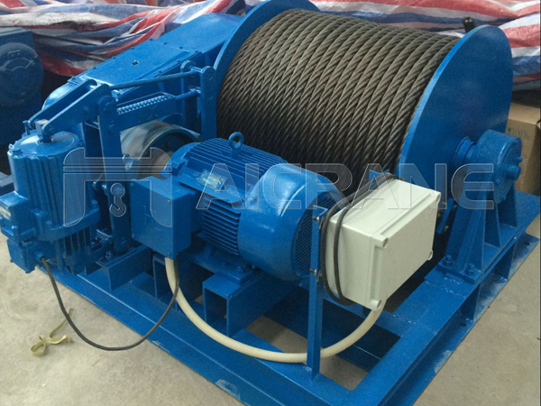 5 Ton Electric Winch For Sale Indonesia