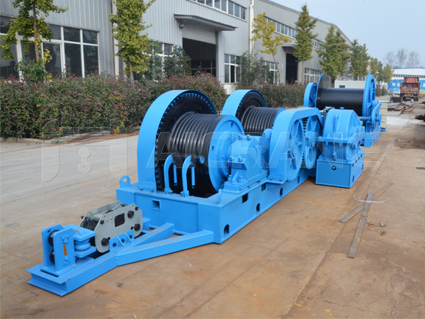 JMM Electric Winch Philippines