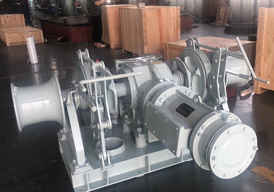 Double Gypsy Electric Anchor Windlass for Sale