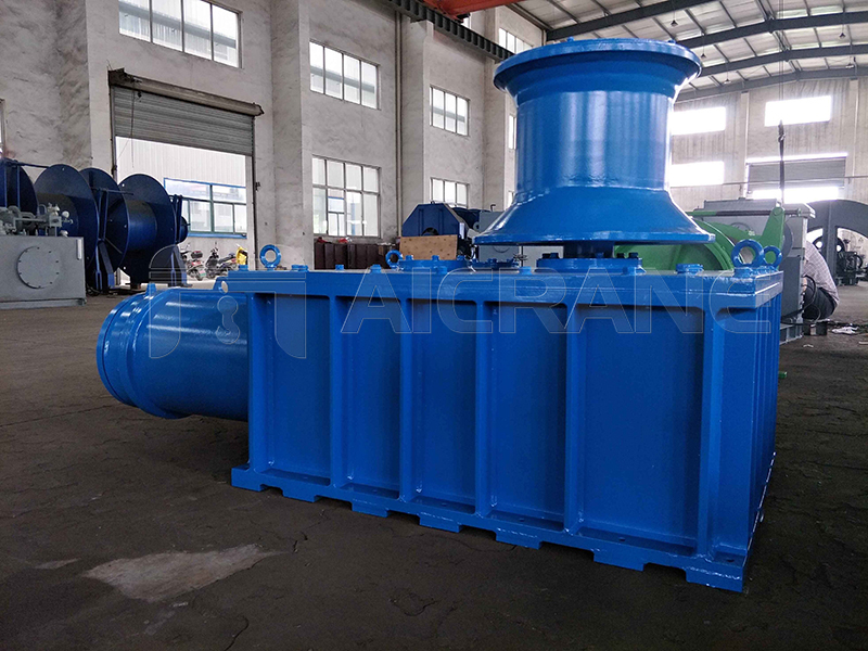 Electric Mooring Capstan for Sale