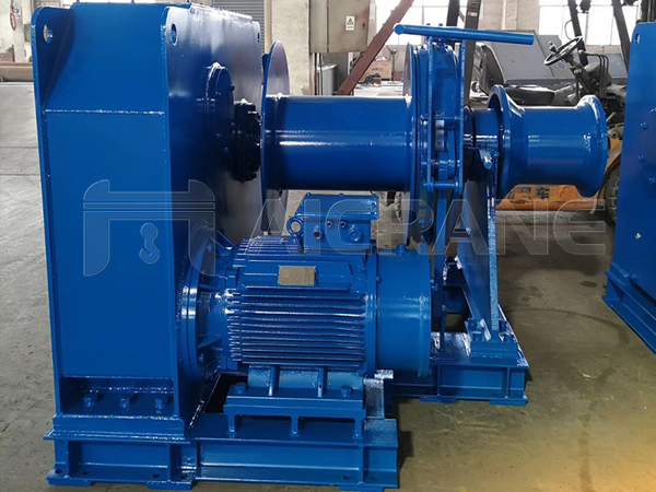 Electric Mooring Winch Supplier Philippines
