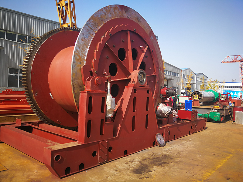 Heavy Duty Hydraulic Winch For Sale