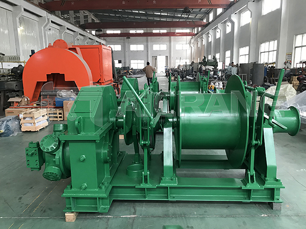 Hydraulic Anchor And Mooring Winch Price