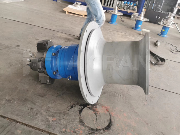 Hydraulic Capstan Winch