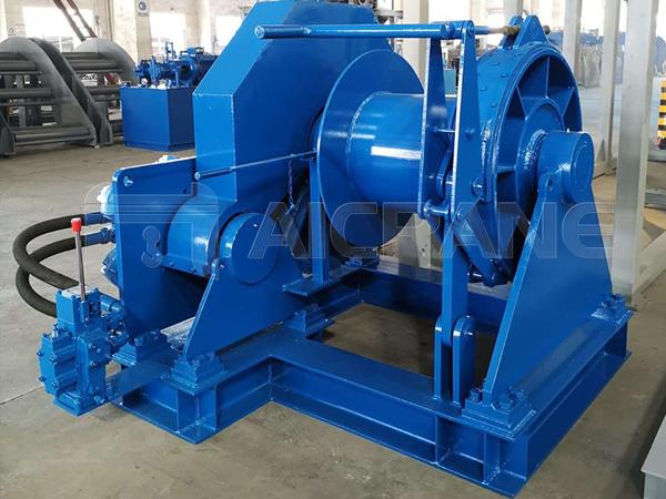 Hydraulic Mooring Winch Cost