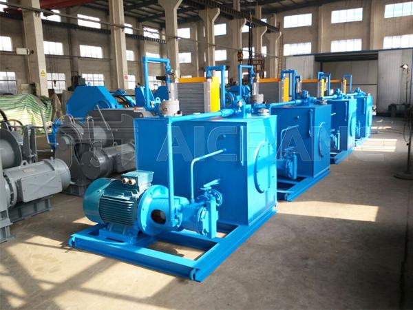 Hydraulic Pump Stations