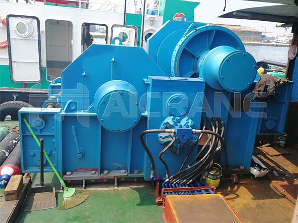 Hydraulic Winch Philippines