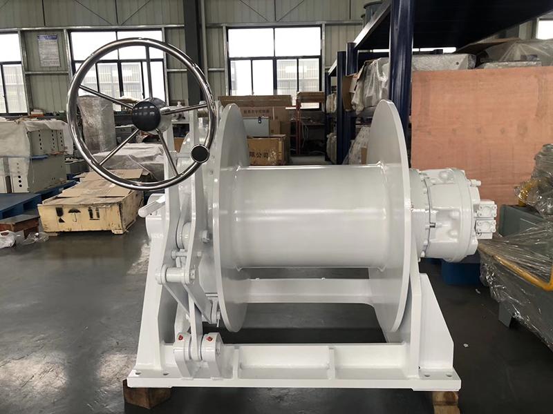 Hydraulic Boat Winch For Sale